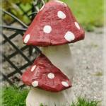 falsche Pilze